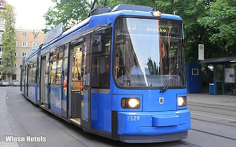 Anfahrt Theresienwiese Mit Bus Und Bahn Zur Wiesn Parken